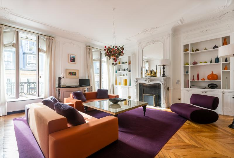onefinestay - Rue de Penthièvre III private home - Image 1 - Paris - rentals