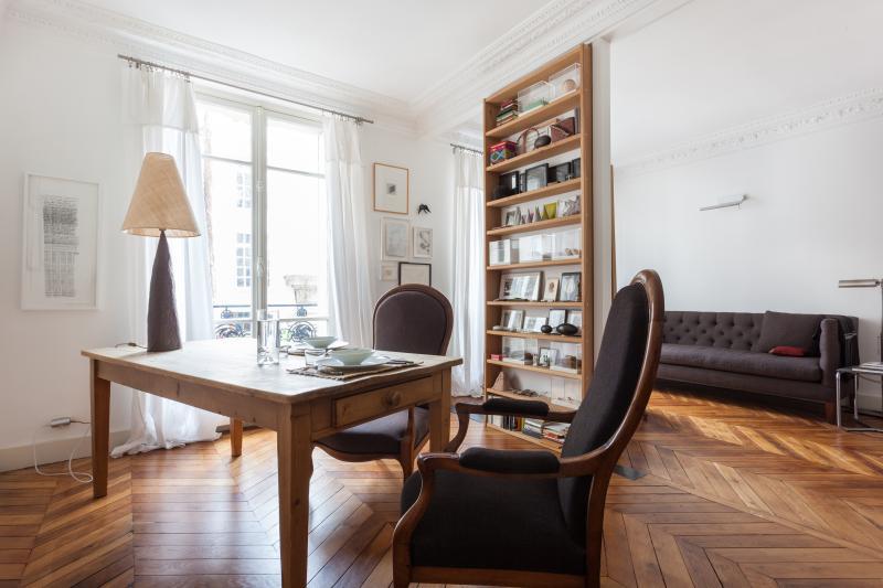 One Fine Stay - Rue Chapon apartment - Image 1 - Paris - rentals