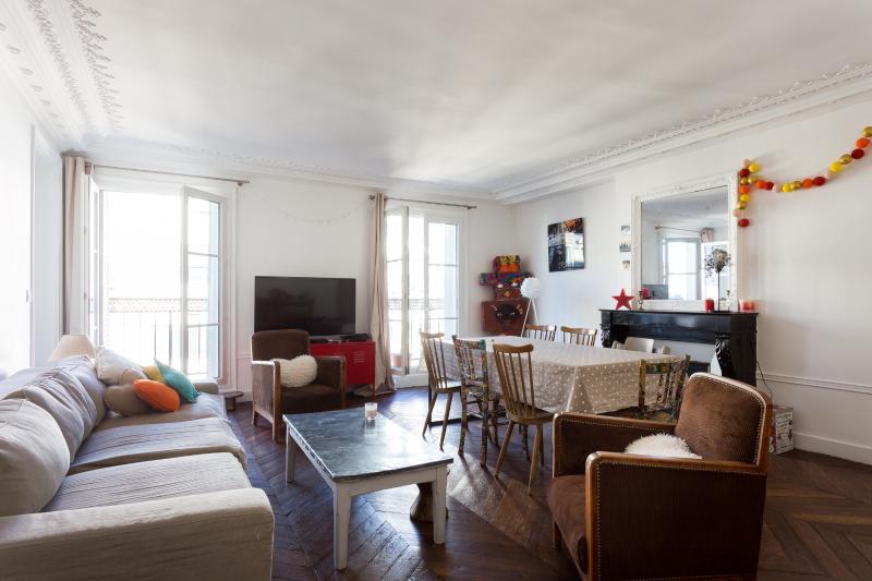 One Fine Stay - Rue la Fayette apartment - Image 1 - Paris - rentals