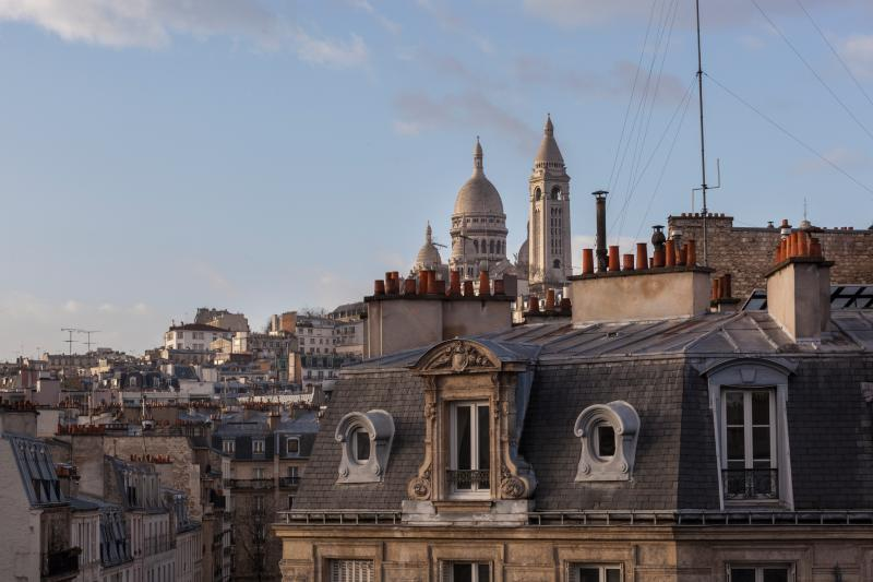 onefinestay - Boulevard Ornano private home - Image 1 - Paris - rentals