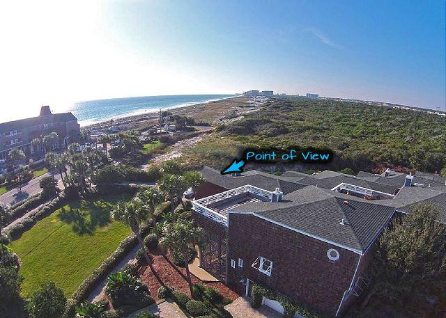 Point of View - 30% Off 4 Nights or More Sept-Jan! Panoramic Beach Views - Destin - rentals