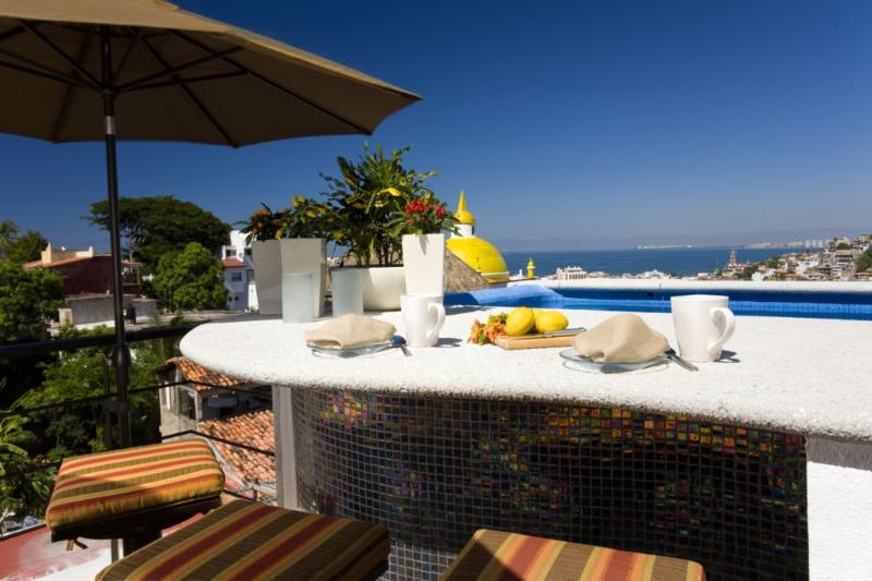 CASA ALEGRE - 2 king bedrooms.  Private pool. - Image 1 - Puerto Vallarta - rentals