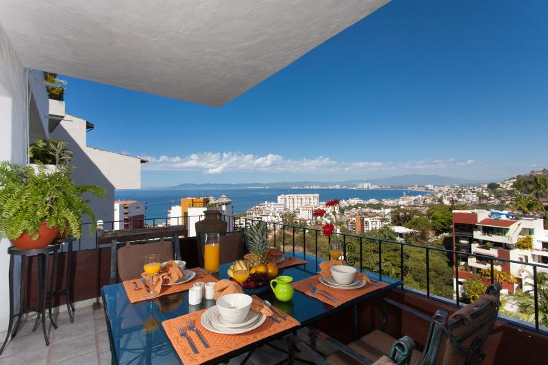 CASA ESPERANZA - 3 bedroom condo with views. - Image 1 - Puerto Vallarta - rentals