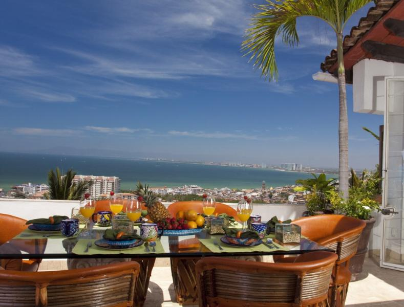CASA LOUISA -  3 bedroom, 3 bath, pools, views - Image 1 - Puerto Vallarta - rentals