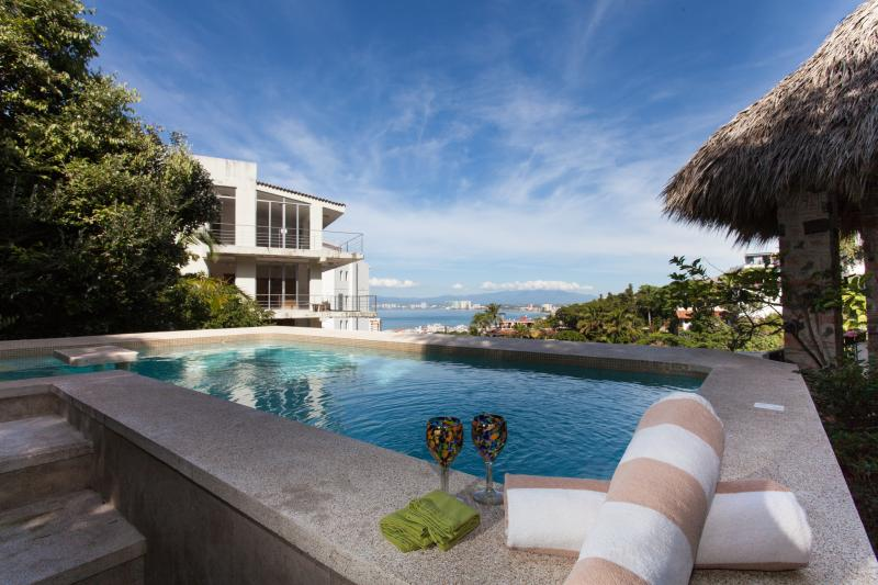 CASA HORTENCIAS - 3 bed, 3 bath,  private pool - Image 1 - Puerto Vallarta - rentals