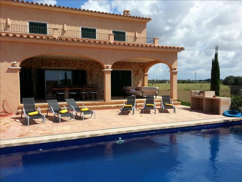 Es Vinyolet – Fantastic Villa in the southeast of Mallorca. - Image 1 - Campos - rentals