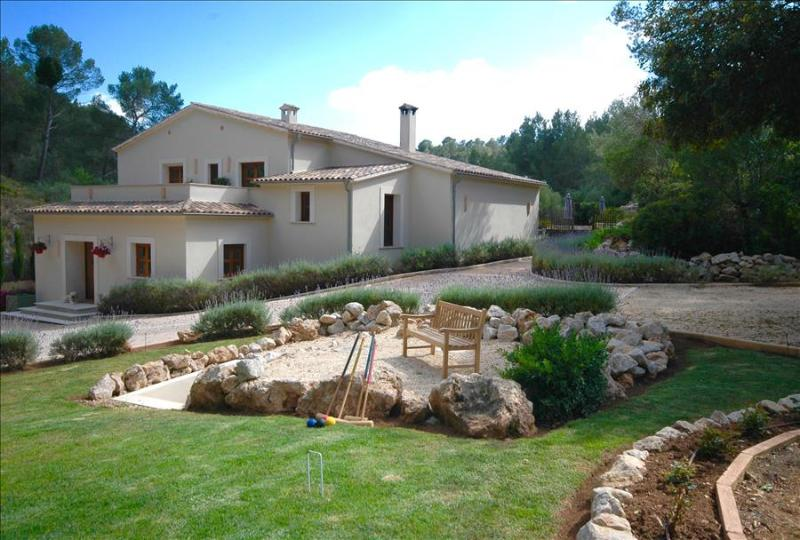 Designer Finca in Calvia – 200 years old finca with fantastic, modern interior nestled in wonderful - Image 1 - Calvia - rentals