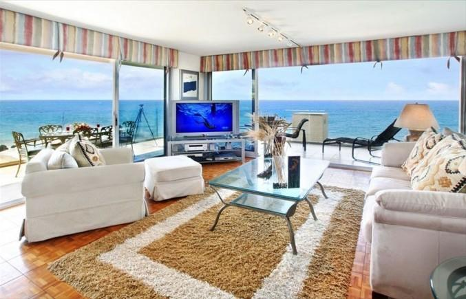 Oceanfront, Corner Unit Condo - Best Beachfront Condo Rental In Laguna Beach - Laguna Beach - rentals
