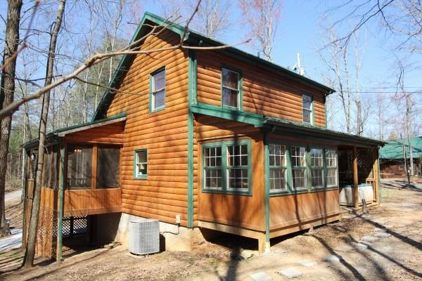 Pine Cone Lodge - LUCKY LOGS - Gatlinburg - rentals