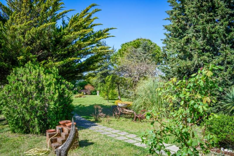 Tranquil and beautiful garden retreat in the Marche hills - dogs OK! - Image 1 - Senigallia - rentals