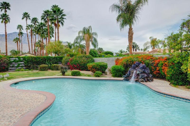 Private pool & great Palm Springs location in this cozy home - Image 1 - Palm Springs - rentals