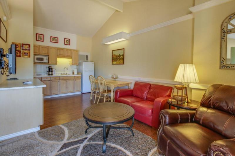 Downtown suite near everything, w/pool & hot tub access - Image 1 - Fredericksburg - rentals