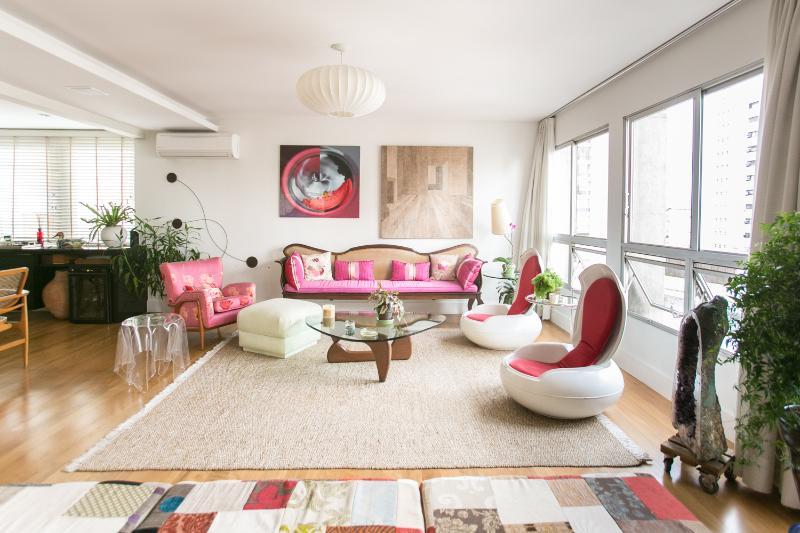 Contemporary 2 Bedroom Apartment Located in Jardins - Image 1 - Sao Paulo - rentals