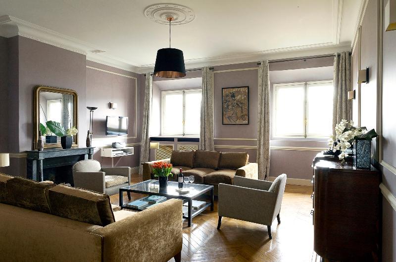 Lux 2 bedroom Apartment Near Palais Royal - Image 1 - Paris - rentals