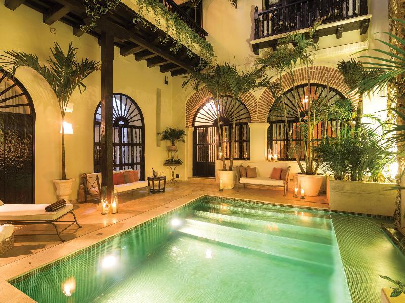 Spectacular 7 Bedroom Villa in Old Town - Image 1 - Cartagena - rentals