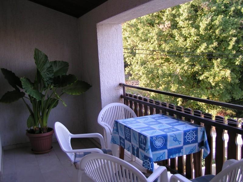 A1(3+1): balcony - 5382  A1(3+1) - Vrbnik - Vrbnik - rentals