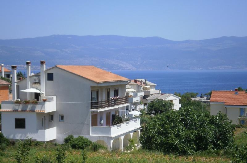 house - 5384  A2(2+1) - Vrbnik - Vrbnik - rentals