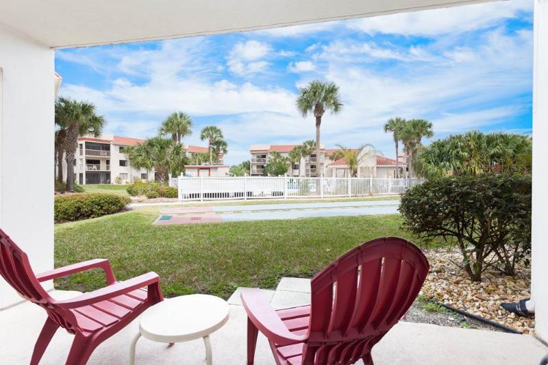 Ocean Village Club E17, 2 Bedrooms, Heated Pool, WiFi, Sleeps 6 - Image 1 - Saint Augustine Beach - rentals