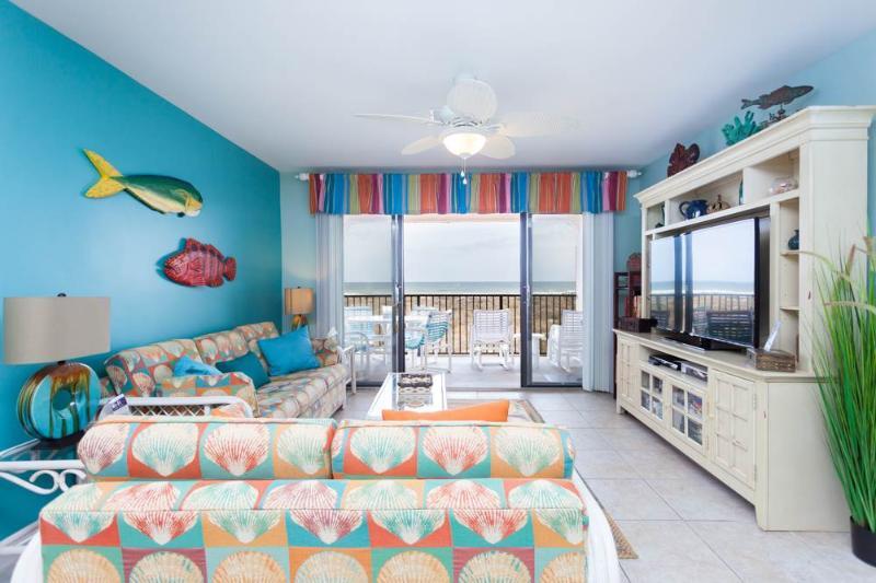 Sea Place 11208, 2 Bedrooms, Ocean Front, Pool, Tennis, WiFi, Sleeps 6 - Image 1 - Saint Augustine - rentals