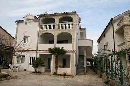 house - 7235  A4(4+1) - Vodice - Vodice - rentals