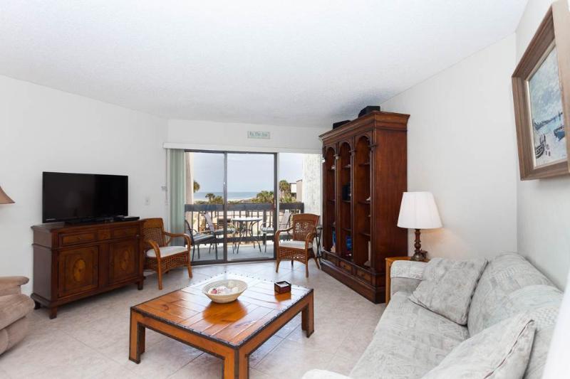 Island House D 223, 2 Bedrooms, Ocean View, Pool, Tennis, WiFi, Sleeps 6 - Image 1 - Saint Augustine - rentals