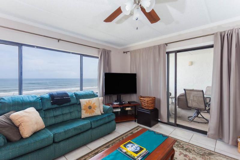 Windjammer 316, 3 Bedrooms, 3rd Floor, Ocean Front, Elevator, Sleeps 8 - Image 1 - Saint Augustine - rentals