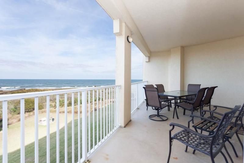 Surf Club I 1403, 2 Bedrooms, Ocean Front, 4th Floor, Pool, WiFi, Sleeps 6 - Image 1 - Palm Coast - rentals