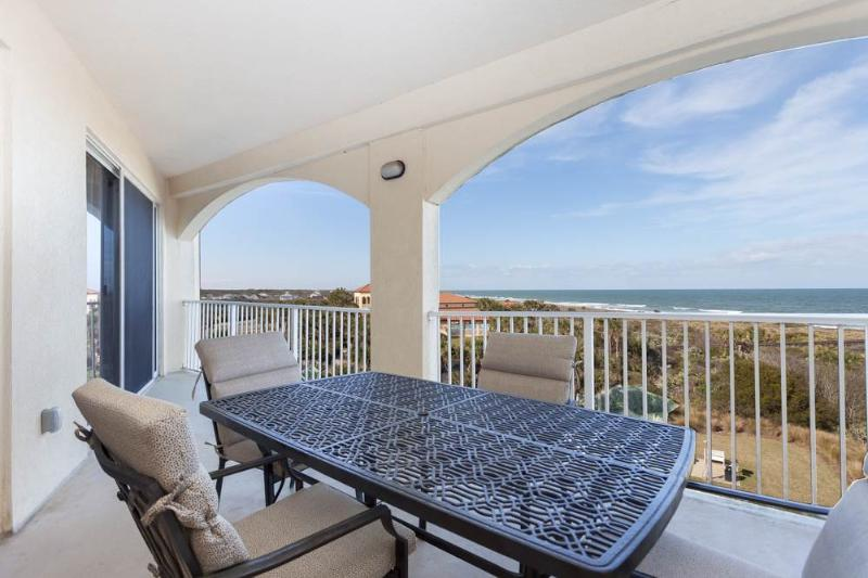 Surf Club I 1405, 2 Bedrooms, Ocean Front, 4th Floor, Pool, WiFi, Sleeps 6 - Image 1 - Palm Coast - rentals