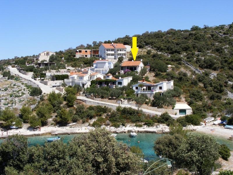 house - 35329 A1(4+2) - Cove Kanica (Rogoznica) - Cove Kanica (Rogoznica) - rentals