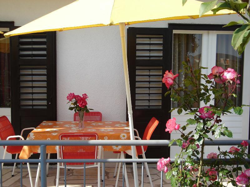 terrace - 35342 A1(4+1) - Rogoznica - Rogoznica - rentals