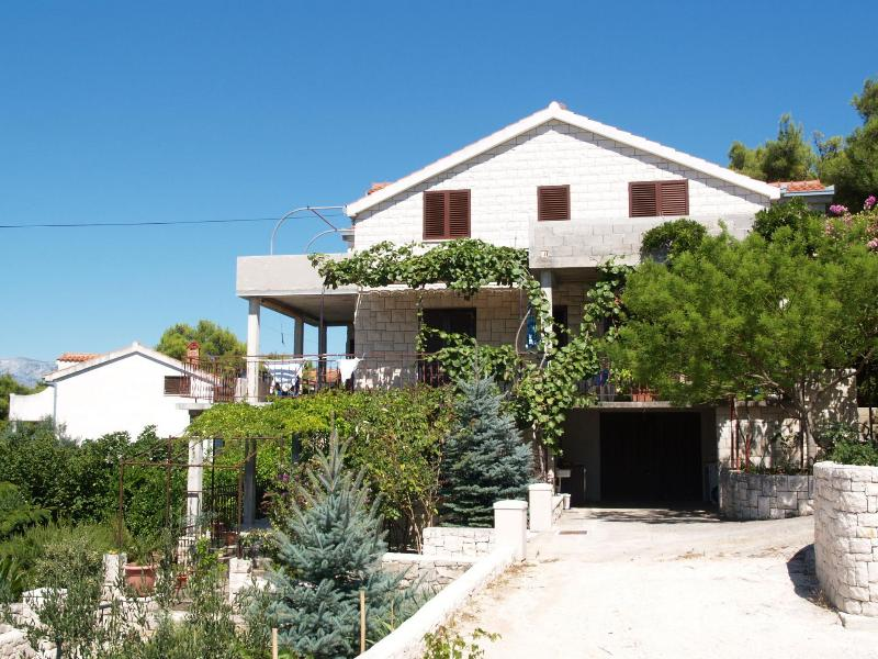 house - 2858  A1(6+1) - Splitska - Splitska - rentals
