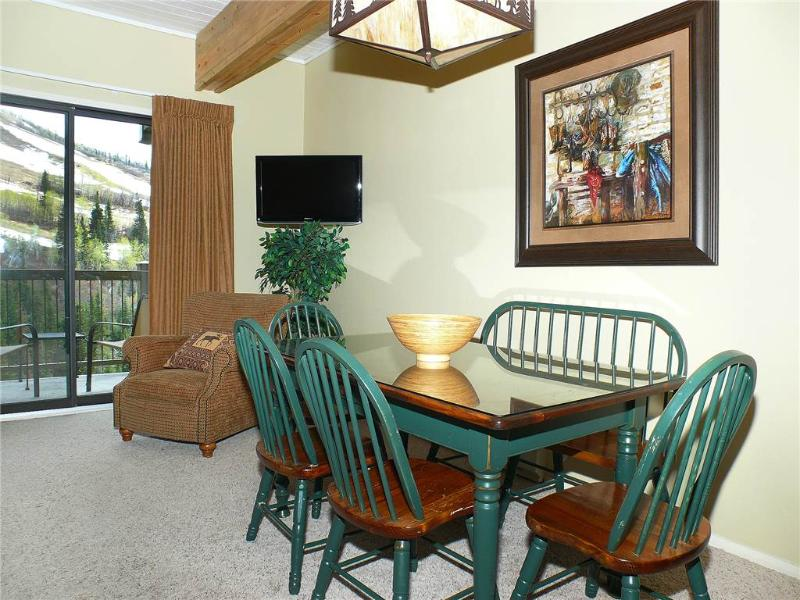 Storm Meadows Club B Condominiums - CB317 - Image 1 - Steamboat Springs - rentals