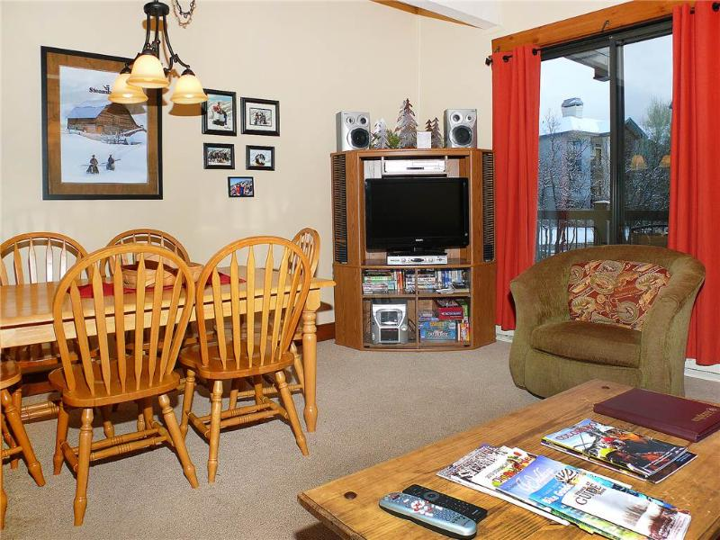 Storm Meadows Club A Condominiums - CA314 - Image 1 - Steamboat Springs - rentals