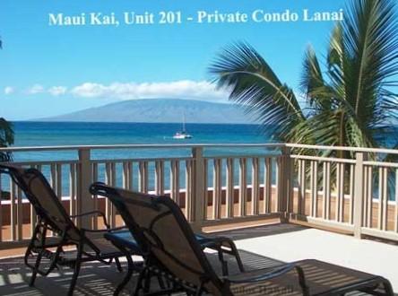 Maui Kai #201 ROOF TOP LANAI OCEAN CORNER UNIT - Image 1 - Kaanapali - rentals