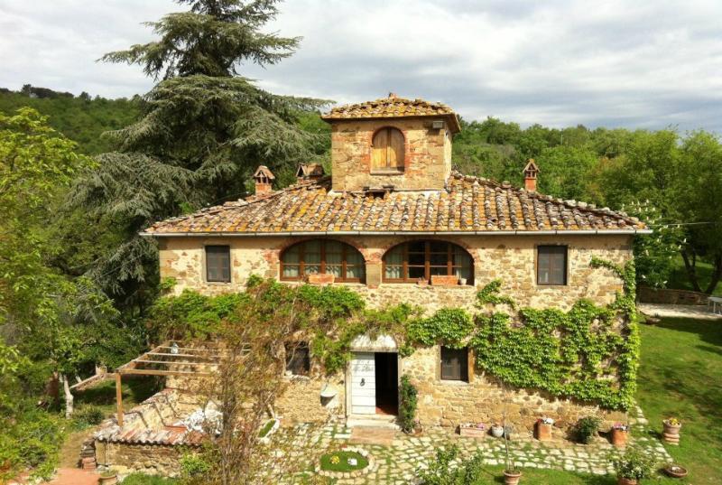 4 bedroom Villa in Sinalunga, Siena And Surroundings, Italy : ref 2135239 - Image 1 - Rigomagno - rentals
