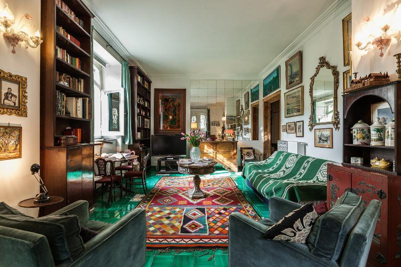 Living Room - Rome Centre Piazza Popolo & Spagna - Rome - rentals