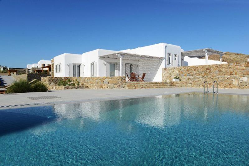 Blue Villas | Penelope | Close to Elia Beach - Image 1 - Elia Beach - rentals