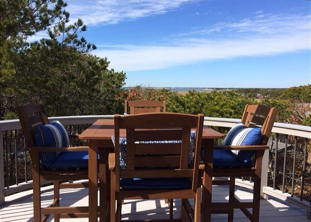 PANORAMIC VIEWS OF BAY ON OUTER CAPE! - Image 1 - Eastham - rentals