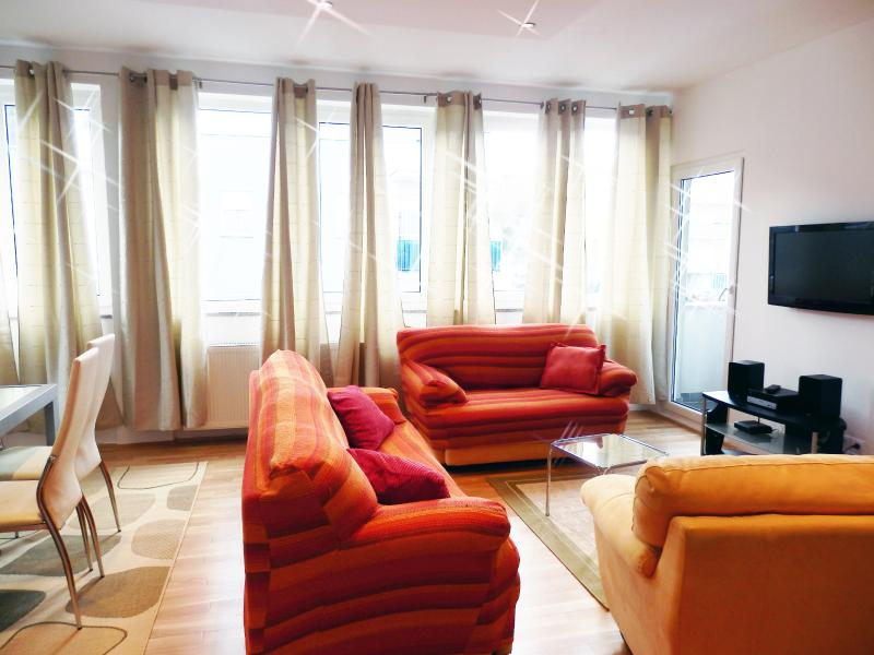 Penthouse apartment for 8 people - Image 1 - Zagreb - rentals