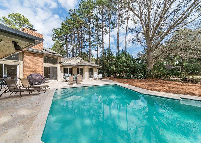 Welcome to Yard Arm 1 - Yard Arm 1, 4 Bedrooms, Private Pool, Sleeps 12 - Hilton Head - rentals