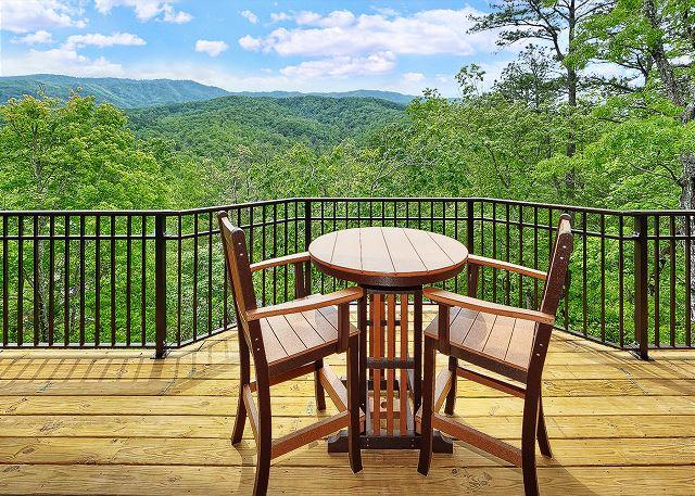 Secluded Luxury 1 Bedroom Cabin With Amazing Views - Image 1 - Gatlinburg - rentals