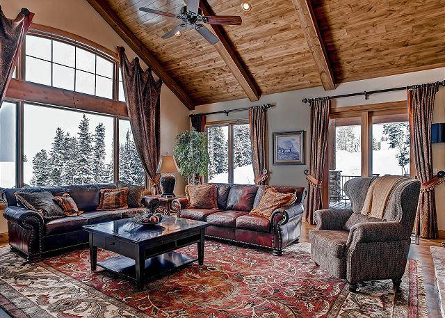 5 Bedrooms 5 Baths with Exceptional ski area views! - Image 1 - Breckenridge - rentals