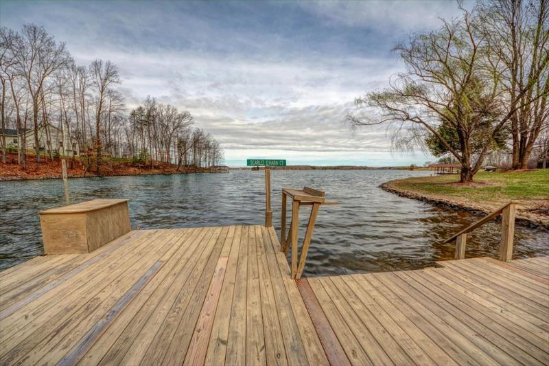 View from Dock - Gone with the Wind Getaway 130079 - Bumpass - rentals