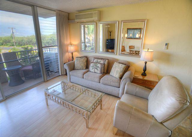 Cozy Ocean Front 1-Bedroom with an Outstanding View! - Image 1 - Kihei - rentals