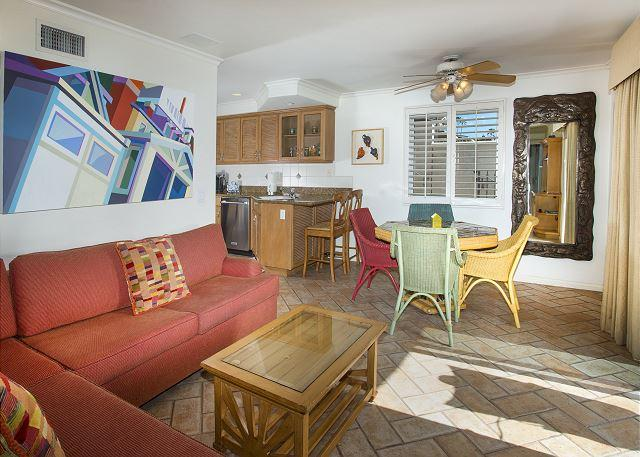 Villa Calypso Living Space - Call for best rate, three night stays- only steps to exquisite views and sand - Laguna Beach - rentals
