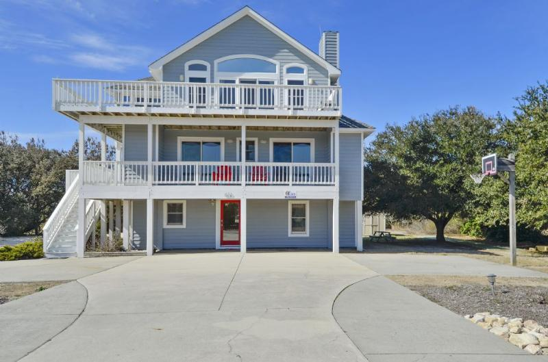 Front Elevation - Sandy Pause - Corolla - rentals
