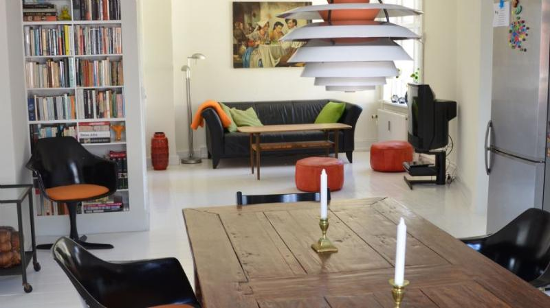 Noerre Allé Apartment - Large family friendly apartment near Skt. Hans Torv - Copenhagen - rentals