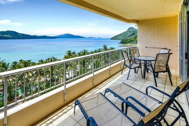 Balcony - Whitsunday Apt WW 605 - Hamilton Island - rentals