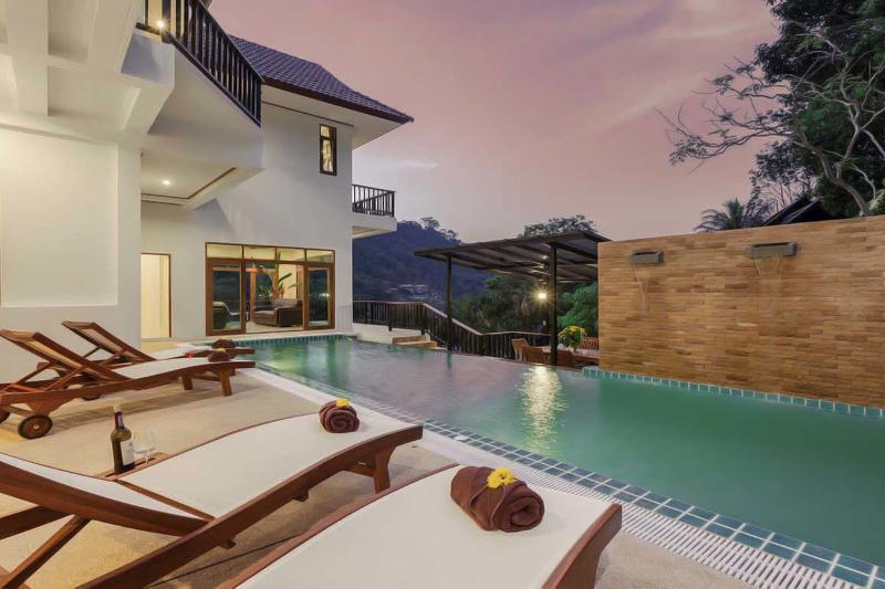 Andaman Residences - 213 Villa Patong Hill - Image 1 - Patong - rentals