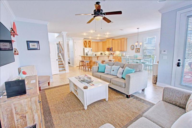 Tequila Sunrise-4BR/3.5BA-500 Yds to Crystal Beach-Vill of Crystal Beach! - Image 1 - Destin - rentals